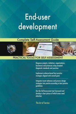 5STARCooks: End-user development Complete Self-Assessment Guide, Gerardus Blokdyk