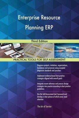 5STARCooks: Enterprise Resource Planning ERP Third Edition, Gerardus Blokdyk
