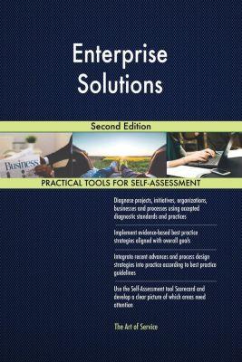 5STARCooks: Enterprise Solutions Second Edition, Gerardus Blokdyk