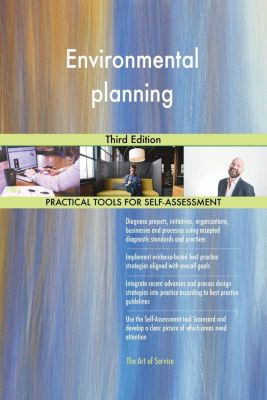 5STARCooks: Environmental planning Third Edition, Gerardus Blokdyk
