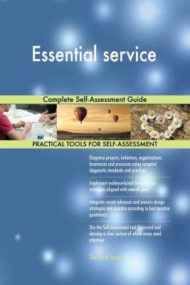 5STARCooks: Essential service Complete Self-Assessment Guide, Gerardus Blokdyk