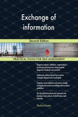 5STARCooks: Exchange of information Second Edition, Gerardus Blokdyk