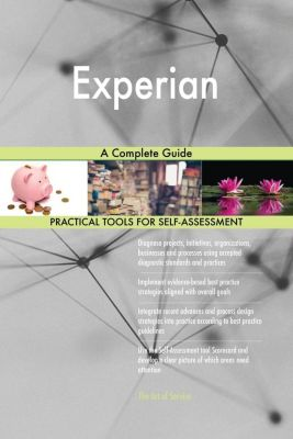 5STARCooks: Experian A Complete Guide, Gerardus Blokdyk