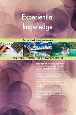 5STARCooks: Experiential knowledge Standard Requirements, Gerardus Blokdyk