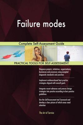 5STARCooks: Failure modes Complete Self-Assessment Guide, Gerardus Blokdyk