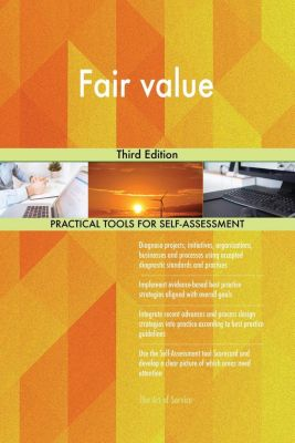 5STARCooks: Fair value Third Edition, Gerardus Blokdyk