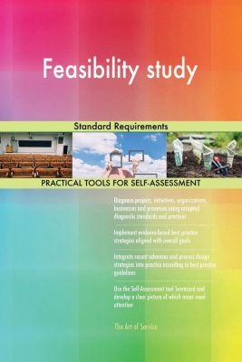 5STARCooks: Feasibility study Standard Requirements, Gerardus Blokdyk