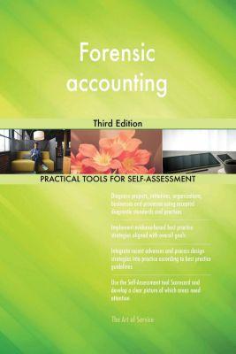 5STARCooks: Forensic accounting Third Edition, Gerardus Blokdyk