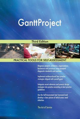 5STARCooks: GanttProject Third Edition, Gerardus Blokdyk