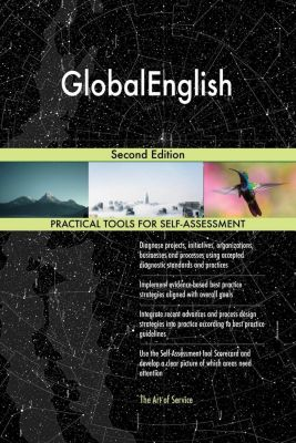 5STARCooks: GlobalEnglish Second Edition, Gerardus Blokdyk