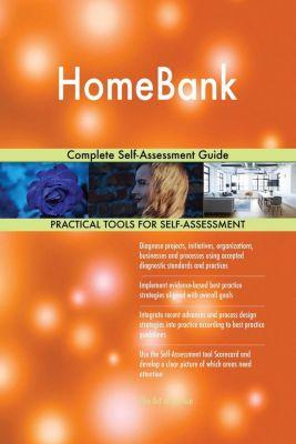 5STARCooks: HomeBank Complete Self-Assessment Guide, Gerardus Blokdyk