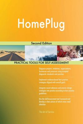 5STARCooks: HomePlug Second Edition, Gerardus Blokdyk