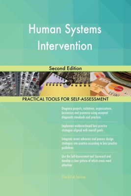 5STARCooks: Human Systems Intervention Second Edition, Gerardus Blokdyk