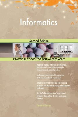 5STARCooks: Informatics Second Edition, Gerardus Blokdyk