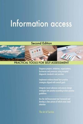 5STARCooks: Information access Second Edition, Gerardus Blokdyk