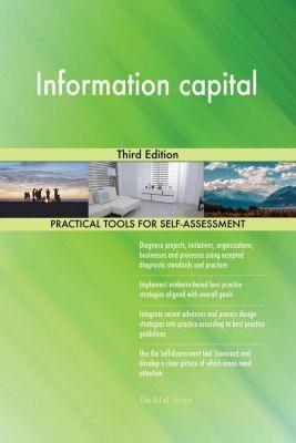 5STARCooks: Information capital Third Edition, Gerardus Blokdyk