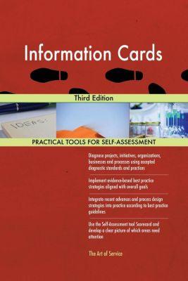 5STARCooks: Information Cards Third Edition, Gerardus Blokdyk