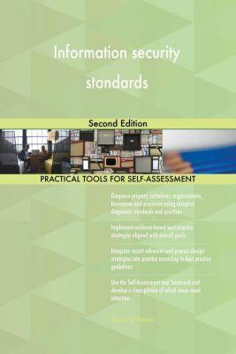 5STARCooks: Information security standards Second Edition, Gerardus Blokdyk