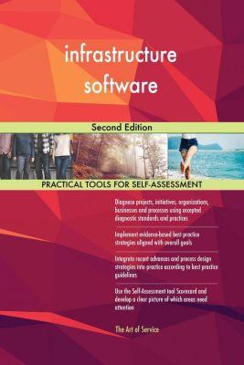 5STARCooks: infrastructure software Second Edition, Gerardus Blokdyk