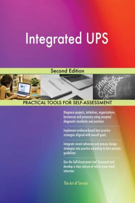 5STARCooks: Integrated UPS Second Edition, Gerardus Blokdyk