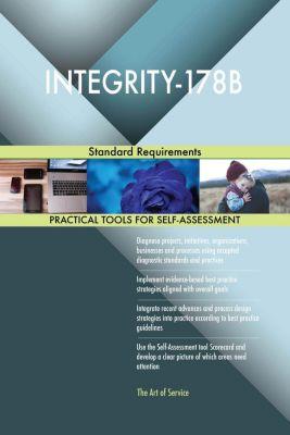 5STARCooks: INTEGRITY-178B Standard Requirements, Gerardus Blokdyk