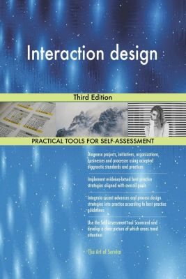5STARCooks: Interaction design Third Edition, Gerardus Blokdyk