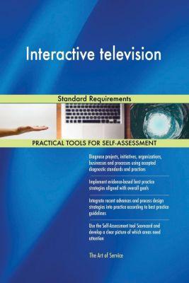 5STARCooks: Interactive television Standard Requirements, Gerardus Blokdyk