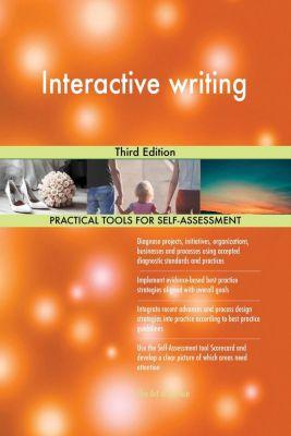 5STARCooks: Interactive writing Third Edition, Gerardus Blokdyk