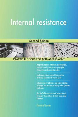 5STARCooks: Internal resistance Second Edition, Gerardus Blokdyk