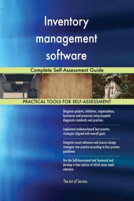 5STARCooks: Inventory management software Complete Self-Assessment Guide, Gerardus Blokdyk