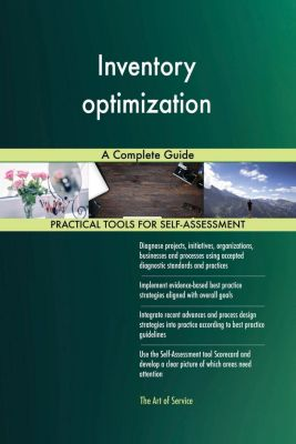 5STARCooks: Inventory optimization A Complete Guide, Gerardus Blokdyk