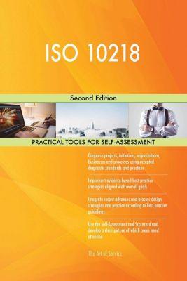 5STARCooks: ISO 10218 Second Edition, Gerardus Blokdyk