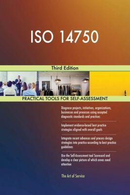 5STARCooks: ISO 14750 Third Edition, Gerardus Blokdyk