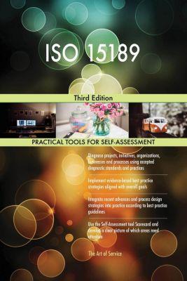 5STARCooks: ISO 15189 Third Edition, Gerardus Blokdyk