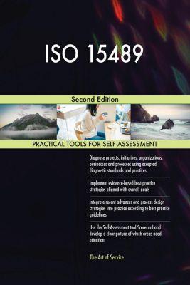 5STARCooks: ISO 15489 Second Edition, Gerardus Blokdyk