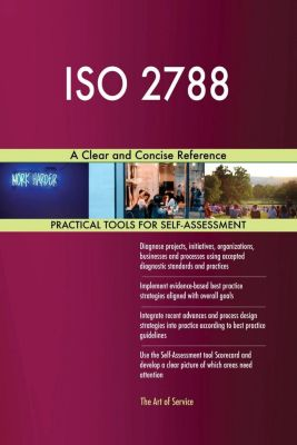 5STARCooks: ISO 2788 A Clear and Concise Reference, Gerardus Blokdyk