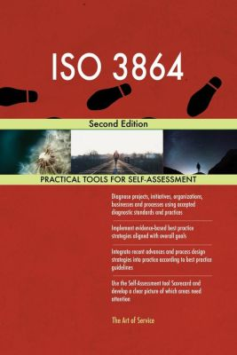 5STARCooks: ISO 3864 Second Edition, Gerardus Blokdyk