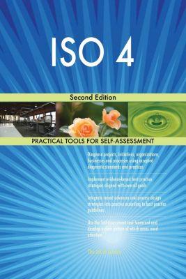 5STARCooks: ISO 4 Second Edition, Gerardus Blokdyk