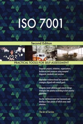 5STARCooks: ISO 7001 Second Edition, Gerardus Blokdyk