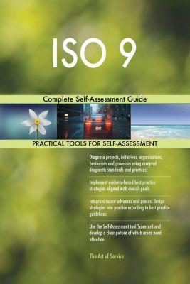 5STARCooks: ISO 9 Complete Self-Assessment Guide, Gerardus Blokdyk