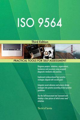 5STARCooks: ISO 9564 Third Edition, Gerardus Blokdyk