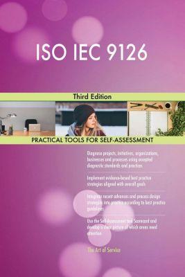 5STARCooks: ISO IEC 9126 Third Edition, Gerardus Blokdyk
