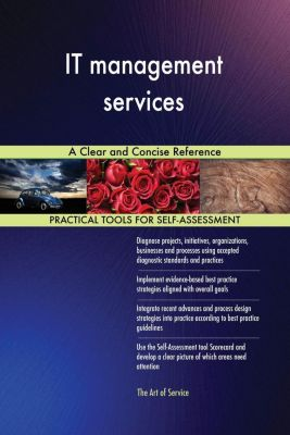 5STARCooks: IT management services A Clear and Concise Reference, Gerardus Blokdyk