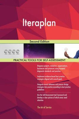 5STARCooks: Iteraplan Second Edition, Gerardus Blokdyk