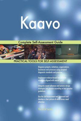 5STARCooks: Kaavo Complete Self-Assessment Guide, Gerardus Blokdyk