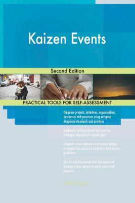 5STARCooks: Kaizen Events Second Edition, Gerardus Blokdyk