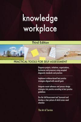 5STARCooks: knowledge workplace Third Edition, Gerardus Blokdyk