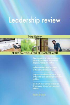 5STARCooks: Leadership review Third Edition, Gerardus Blokdyk