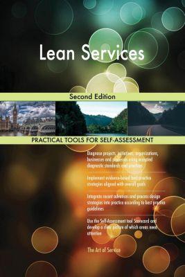 5STARCooks: Lean Services Second Edition, Gerardus Blokdyk
