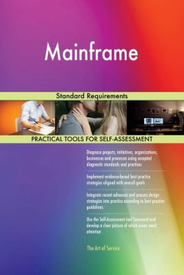 5STARCooks: Mainframe Standard Requirements, Gerardus Blokdyk
